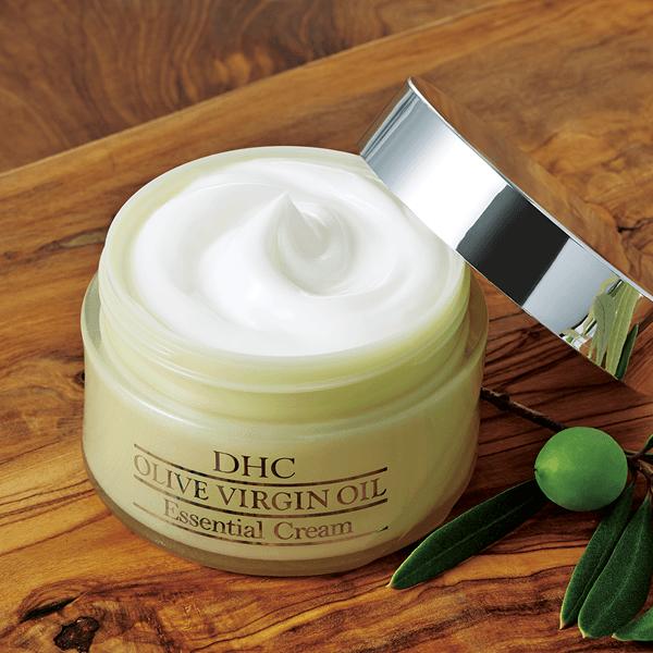 Kem dưỡng da DHC Olive Virgin Oil Essential Cream, Nhật Bản