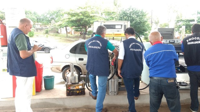 Inmeq identifica 871 bombas de combustível irregulares no Maranhão