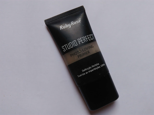 Primer Facial Studio Perfect Ruby Rose - Resenha