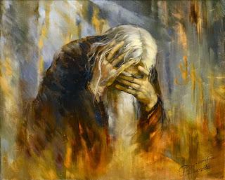 Αποτέλεσμα εικόνας για Τα λυπηρά της ζωής του ανθρώπου ως οδός μετανοίας