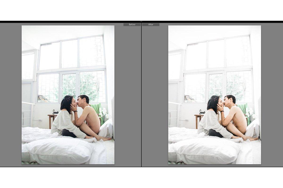 Preset Mang Phong Cách Trắng Sáng – Bleached Lightroom Preset (DNG, XMP) - Ngcloudy.com