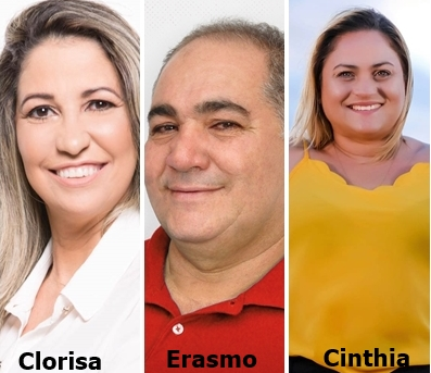 Veja a programação das carreatas e comícios neste domingo em Grossos