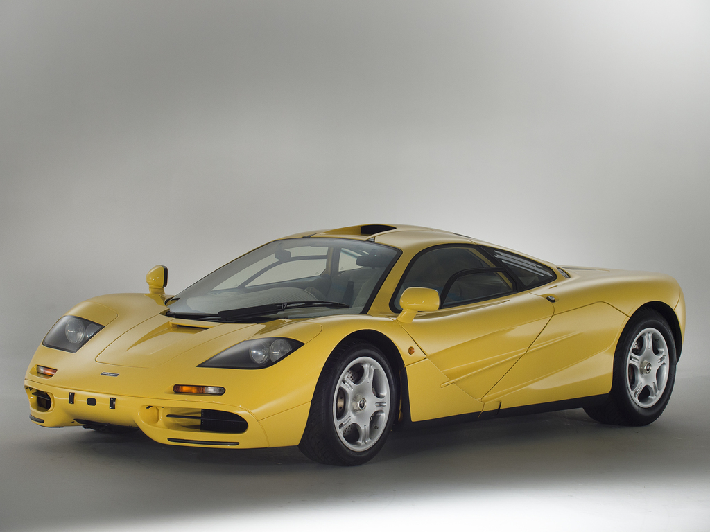 World S Lowest Mileage Mclaren F1 Is A Collector S Dream