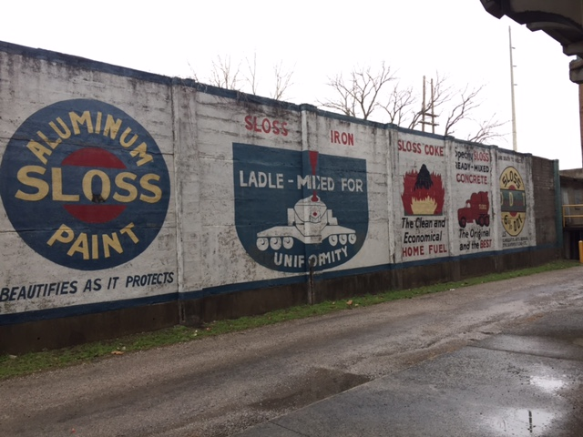 Sloss Furnace signs Alabama