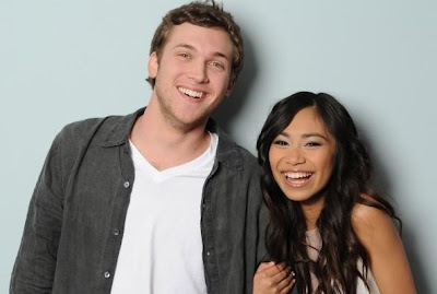 Phillip Phillips Jessica Sanchez