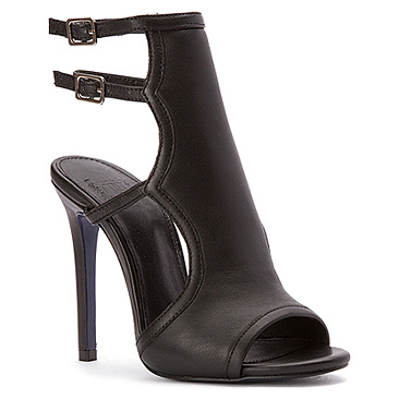 Elie Heels in Black