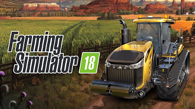 Farming Simulator 18 V1.0.0.8 Mod Apk + Data (Infinite Money)