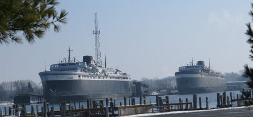 Ludington carferries