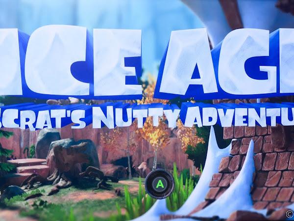 Ice Age: Scrat's Nutty Adventure #ADGift