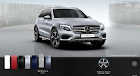 Mercedes GLC 250 4MATIC 2016 màu Bạc Diamond 988