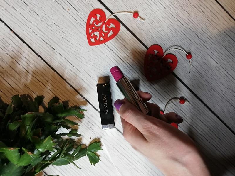 Semilac Classy Lips nr 012 Pink Cherry