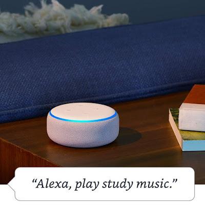 Alexa play music command