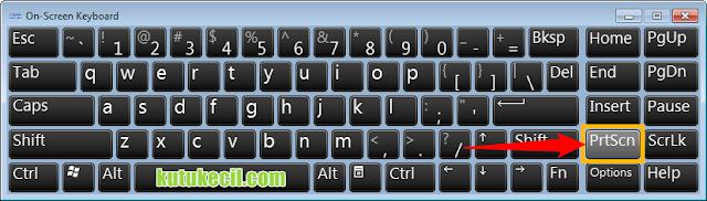 cara screenshot laptop dell windows 10