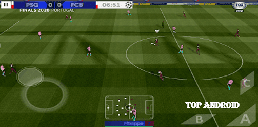First Touch Soccer 2021 Mod Apk Obb Data Download