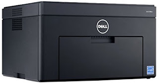 which is trying to discovery on whatsoever component shading Light Amplification by Stimulated Emission of Radiation printer at whatsoever value request Dell Color Printer C1760NW Driver Download, Review, Price