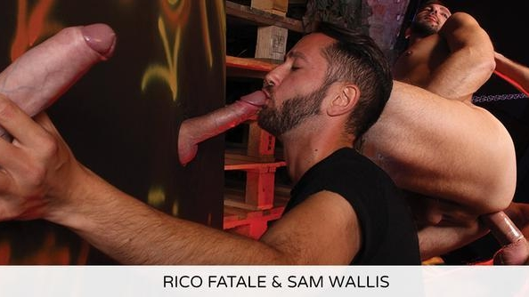 Rico Fatale & Sam Wallis