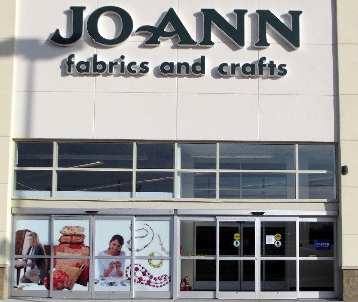 Jo Ann Fabrics And Crafts Mall: Alpine Township Website Companion: Welcome JO-ANN Fabrics