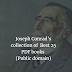 Joseph Conrad's Best 25 PDF books