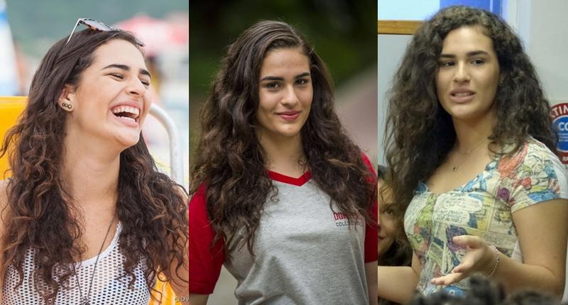 Lívian Aragão cabelo natural