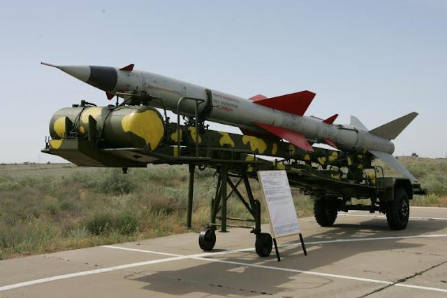 RM-75 target missile