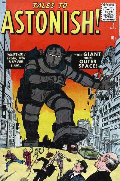Tales to Astonish Marvel Comics