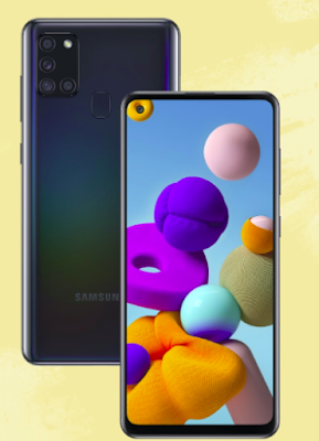 Samsung Galaxy A21s PRICE IN PAKISTAN