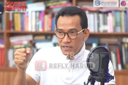 Refly Harun Sentil Letjen Dudung: Tak Punya Prestasi, Hanya Bisa Turunkan Baliho HRS dan Nantang FPI