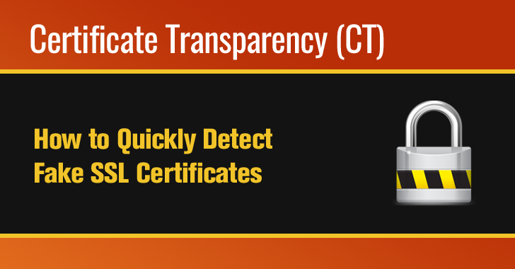 What is Certificate Transparency? How It helps Detect Fake SSL Certificates