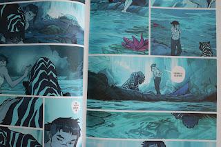 Isola Volume 2  Brenden Fletcher e Karl Kerschl recensione