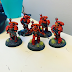 What's On Your Table: Blood Angels