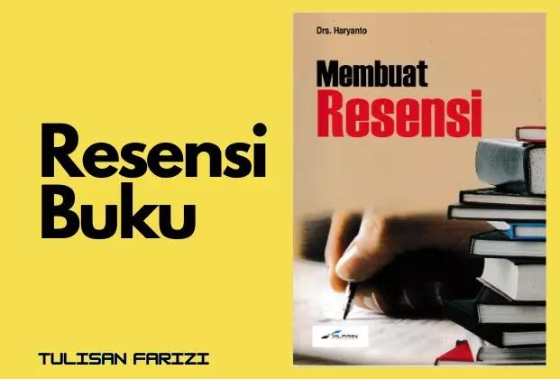 resensi buku membuat resensi