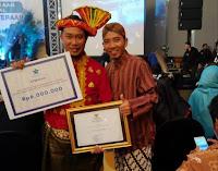 Perpustakaan Daerah Kabupaten Bima Raih Penghargaan Terbaik Nasional