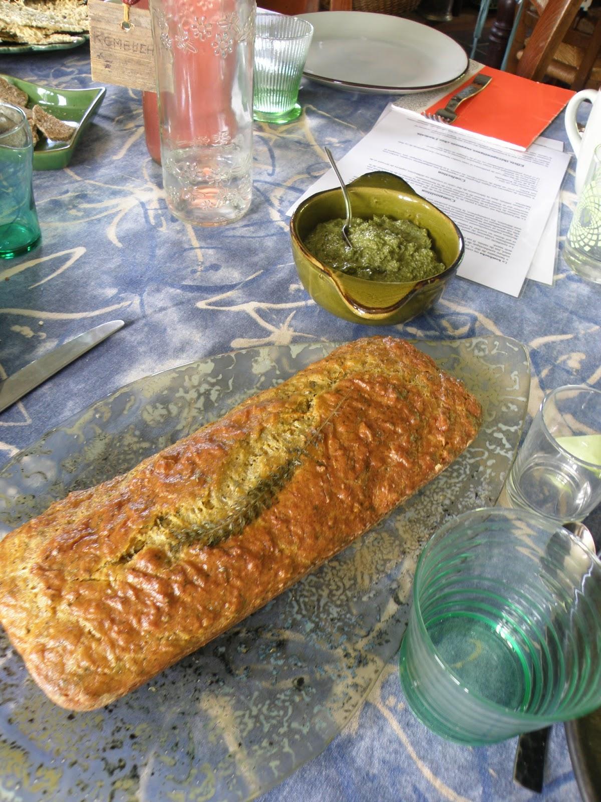 Le jardin d 39 h l ne stage cuisine plantes sauvages - Cuisine plantes sauvages ...