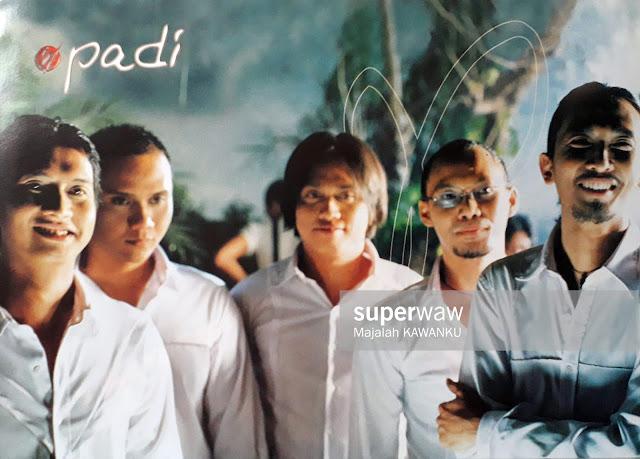 BAND PADI 2002