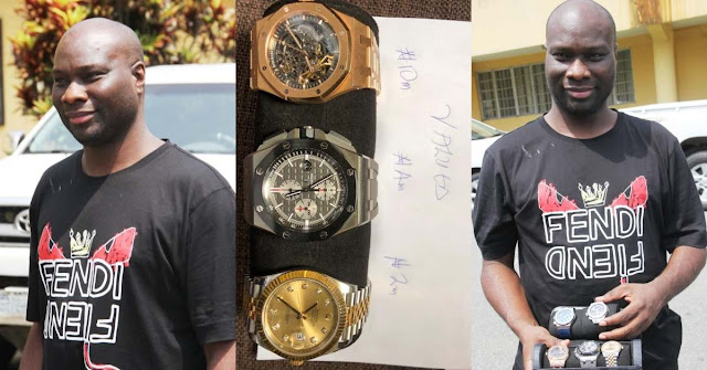 Mompha Was Caught With Watches Worth N60 Million Not N20 Million — EFCC