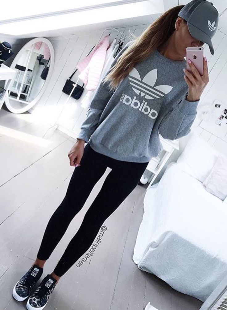23 Cute Sporty Outfits To Try In Winter