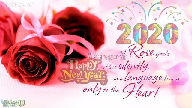 Happy New Year 2020 Love Full HD Desktop Background Wallpapers