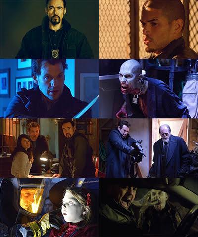 Nocturna 1, Guillermo del Toro y Chuck Hogan