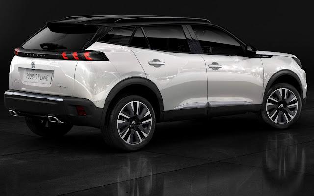 Novo Peugeot 2008: lançamento no Brasil em 2021