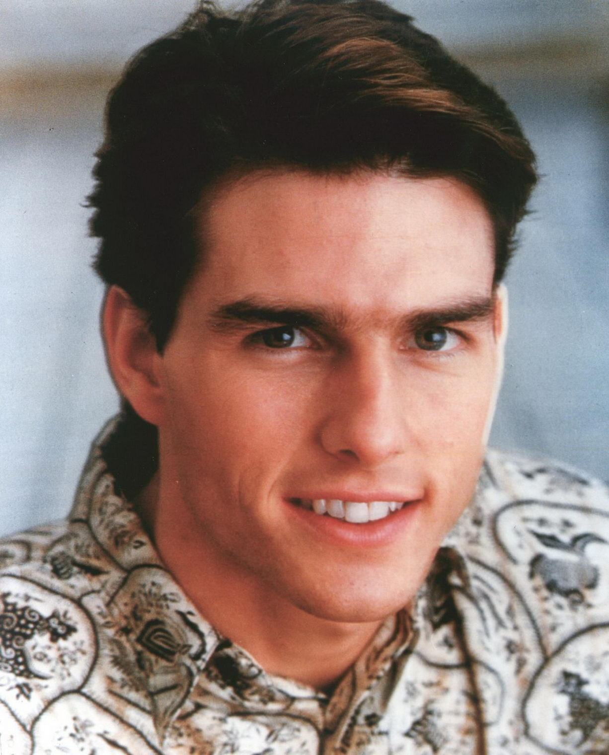 hairstyles for men: Tom Cruise Hair - The Sleek Appearance ...