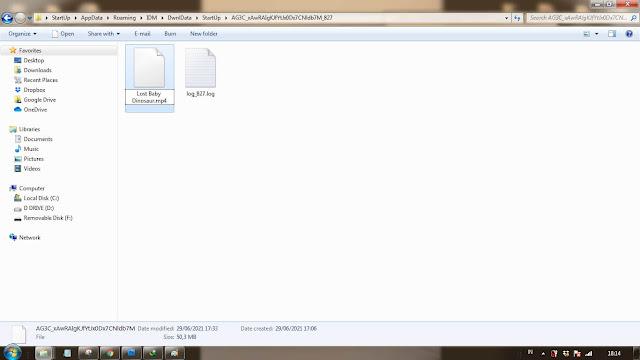 solusi mengatasi file download idm hilang