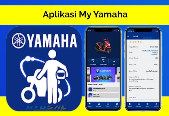 Aplikasi My Yamaha
