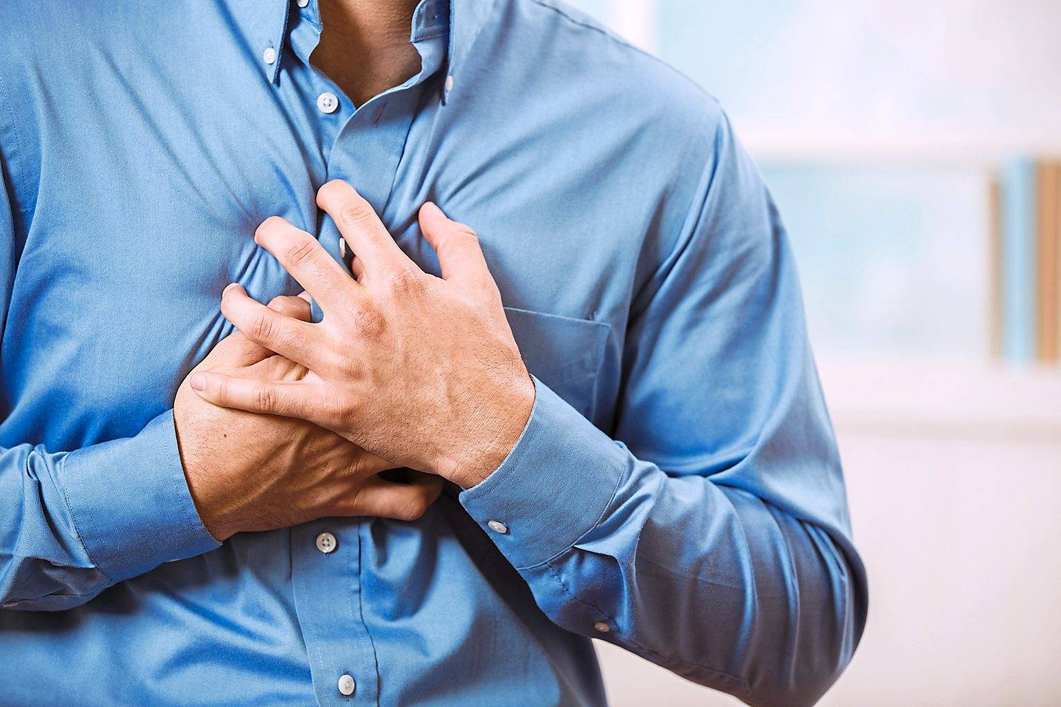 Your risk of heart disease may increase