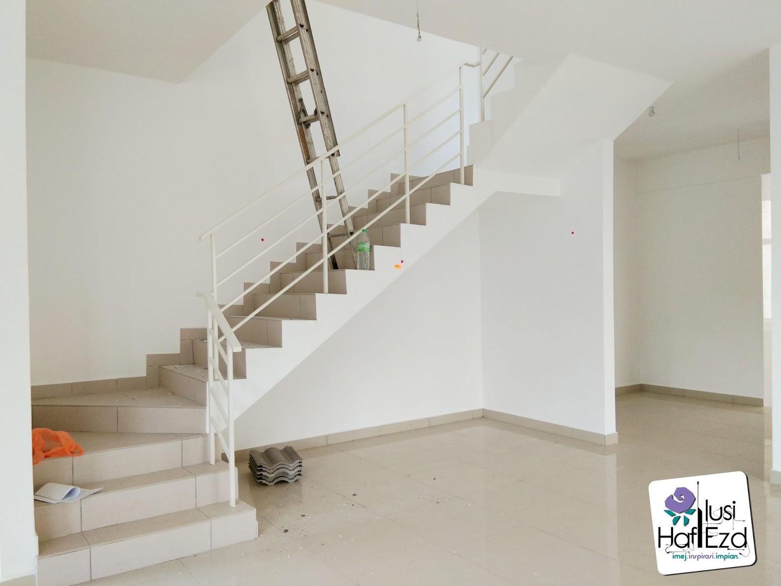 Airaniez S Life Rekabentuk Ruang Tangga Staircase Area Design