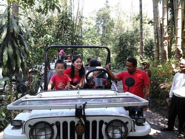 Rental Jeem Lava Tour Merapi Yogyakarta