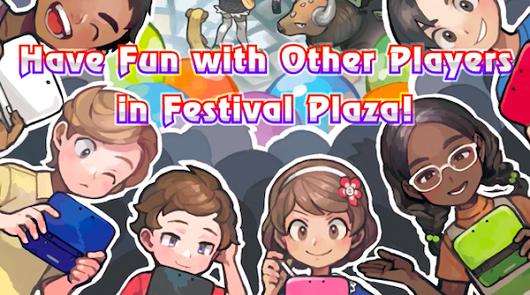Pokemon Sun & Moon Festival Plaza Guide