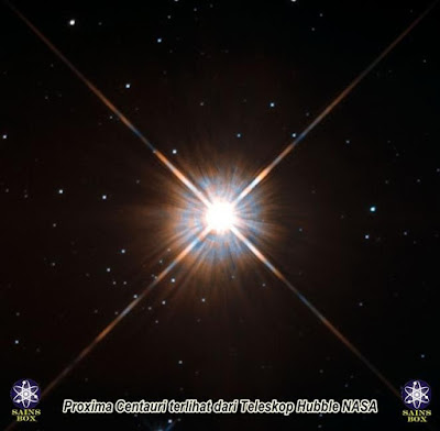 Eksoplanet Proxima b Memiliki Iklim Yang Stabil