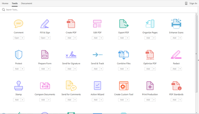 Adobe Acrobat Pro DC Free Download