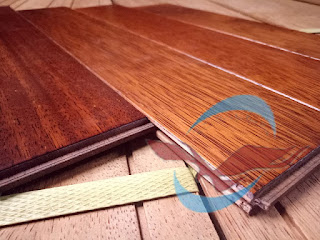 lantai kayu merbau beple