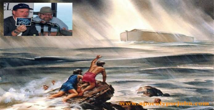 Ο κατακλυσμός του Νώε συνέβη πραγματικά εδώ είναι η απόδειξη του Robert Ballard